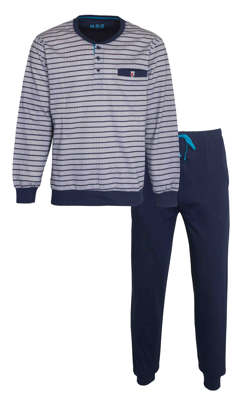 Heren pyjama MEPYH 1102A-S/48