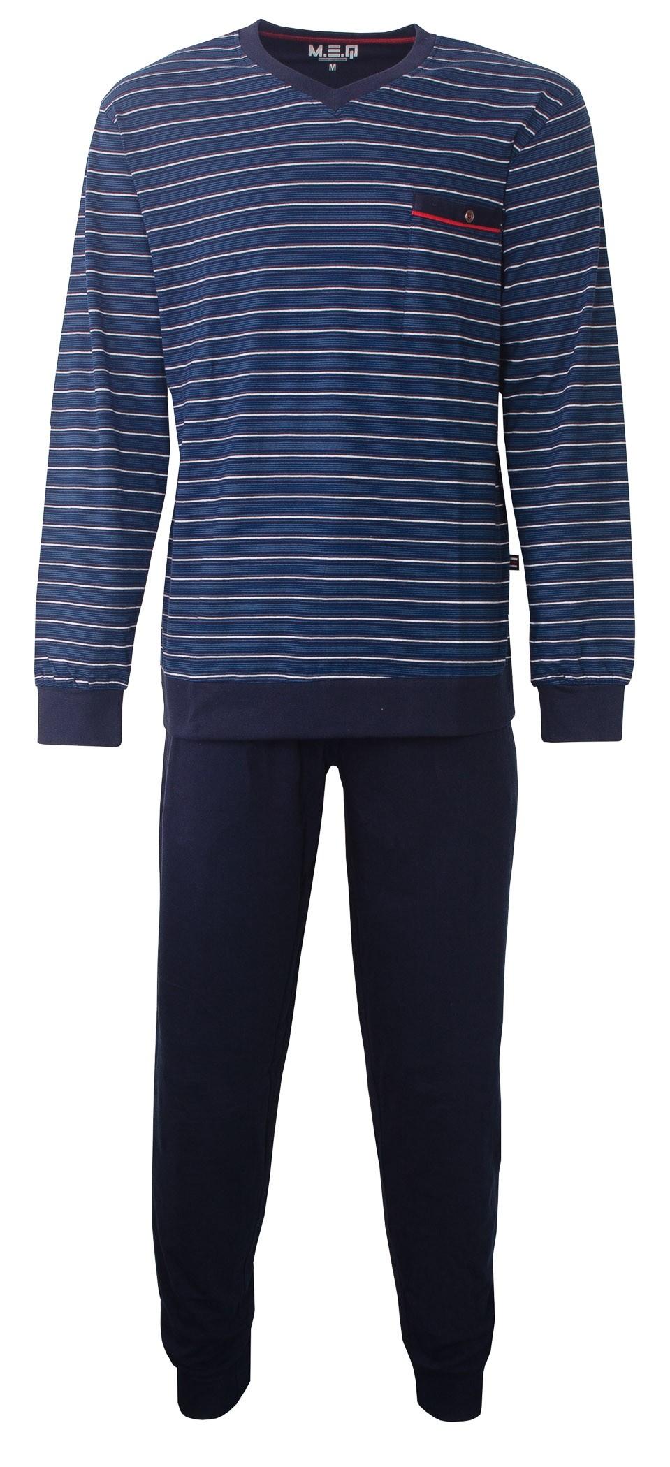 Heren pyjama MEPYH 2803A-L