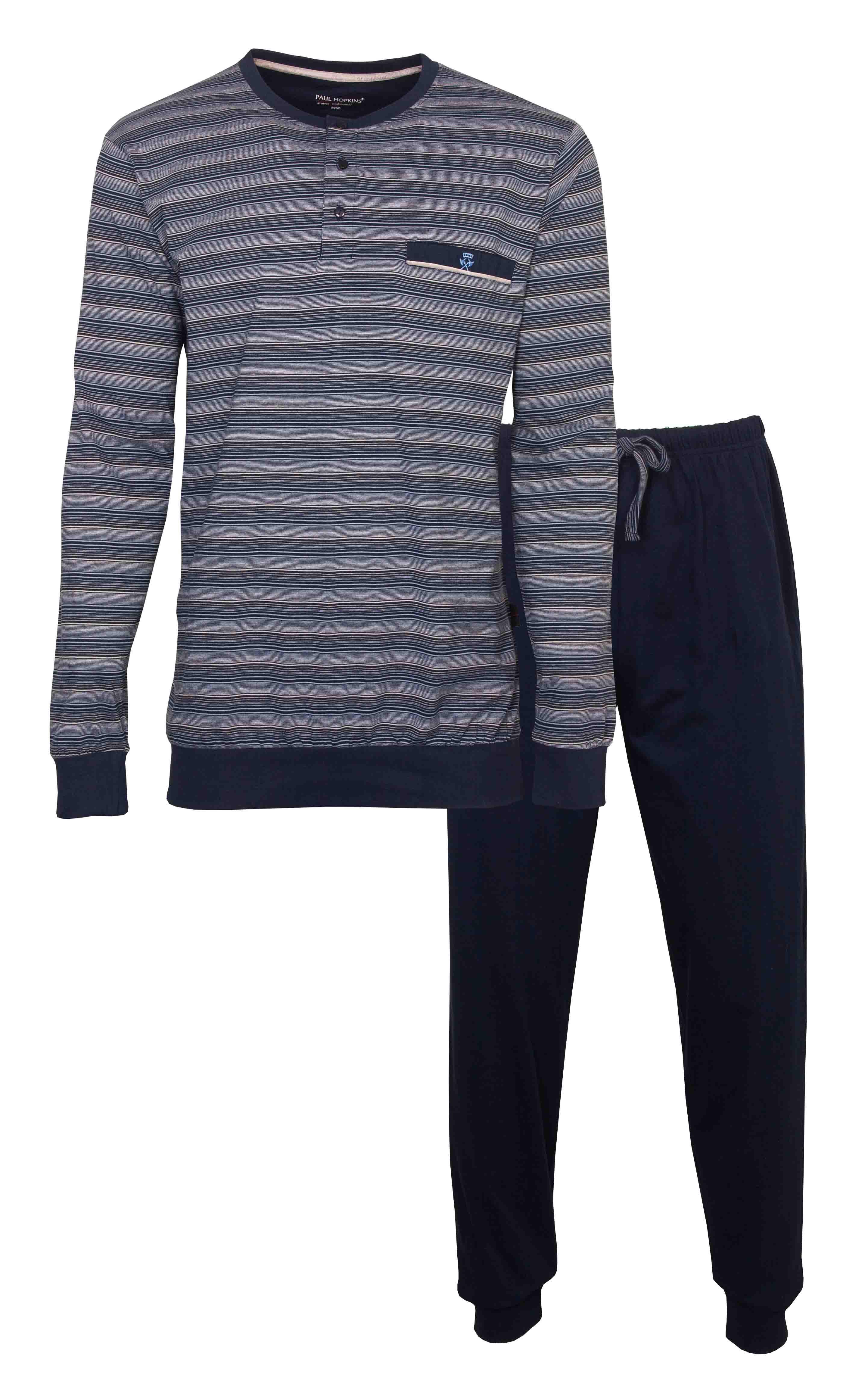 Heren pyjama PHPYH 1102A-S/48