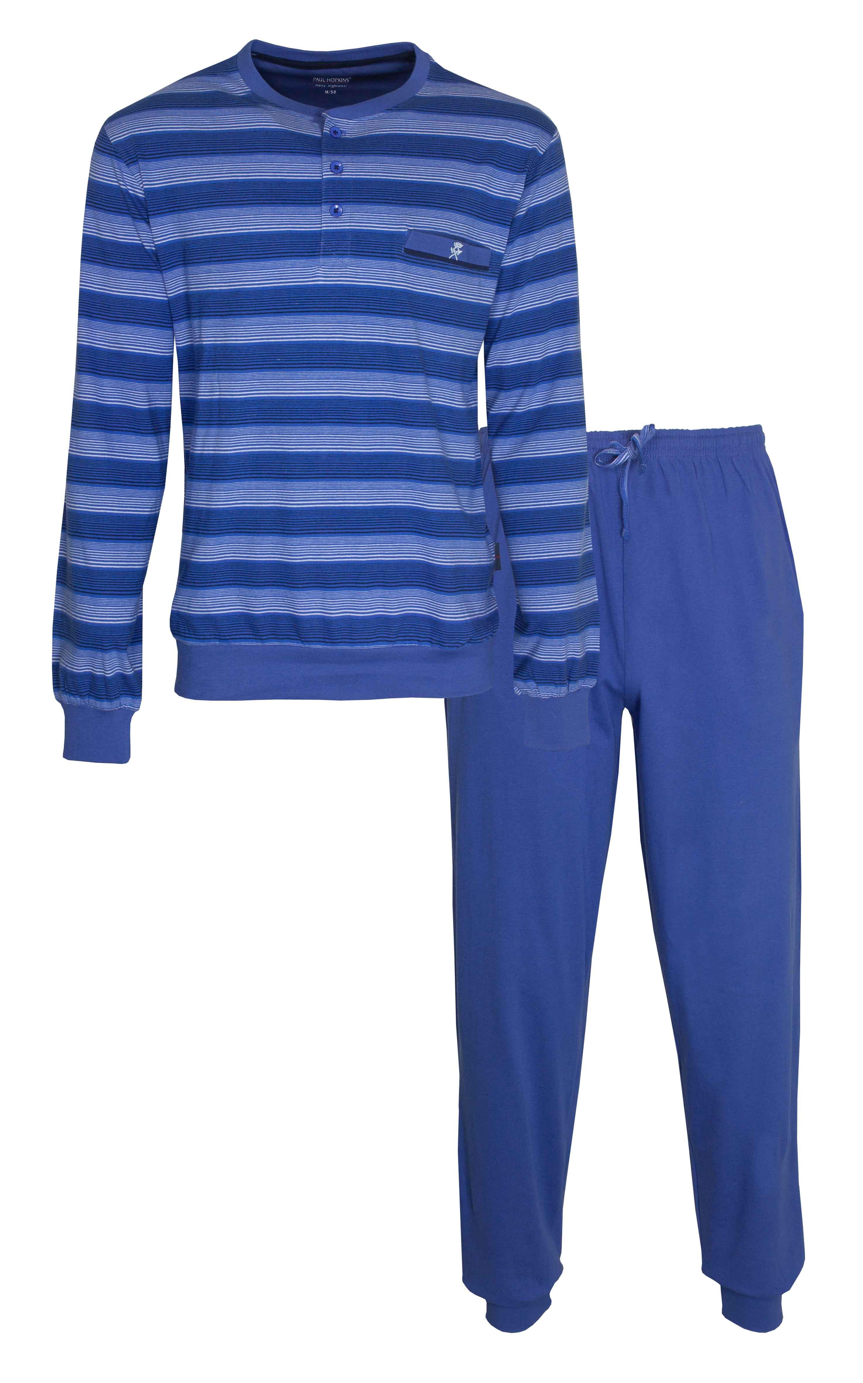 Heren pyjama PHPYH 1103A-L/52
