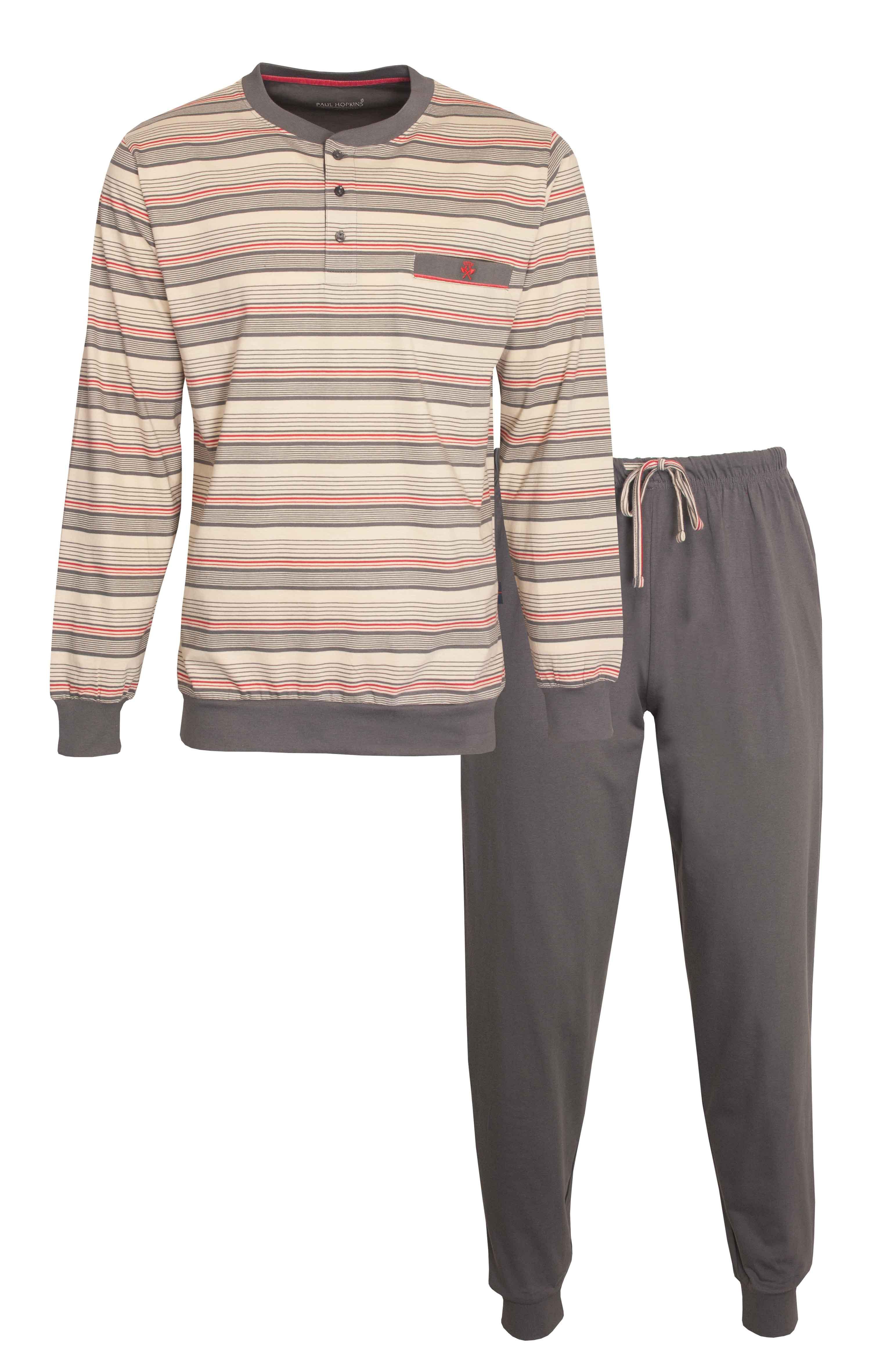 Heren pyjama PHPYH 1106A-M/50
