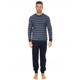 Normann badstof pyjama Trend 67206
