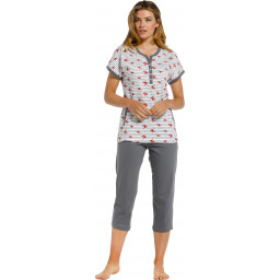 Dames pyjama Pastunette 20211-100-4