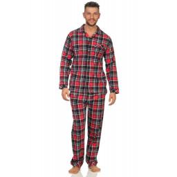 Normann heren pyjama Trend Flannel 67415