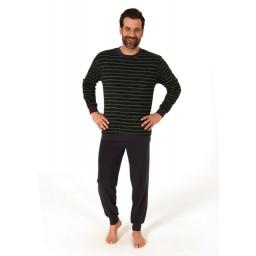 Normann heren pyjama badstof Trend 67373