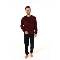 Heren badstof pyjama Trend 63689