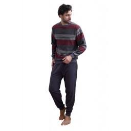 Heren badstof pyjama Normann 93708