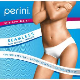 Perini cotton seamless bikini slip
