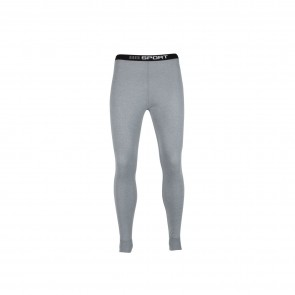 Beeren thermo pantalon unisex grijs