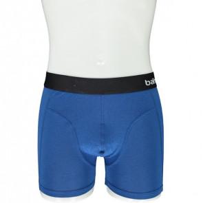 2 pak heren boxer Apollo Bamboe groen/blauw