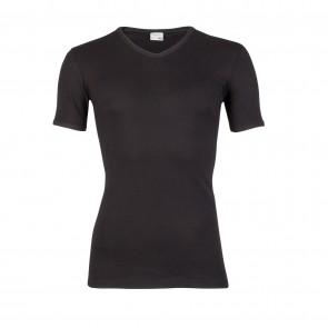 Beeren 100% katoen shirt korte mouw M3000 V-hals