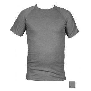 Beeren thermo shirt korte mouw grijs