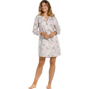Dames nachthemd Pastunette de Luxe satijn 15211-301-6