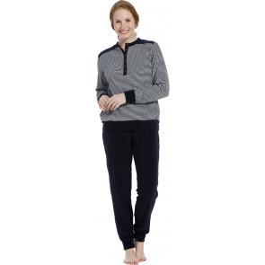 Dames badstof pyjama Pastunette 20182-111-4