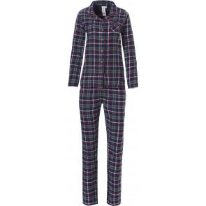 Dames pyjama flanel Rebelle 21192-440-6