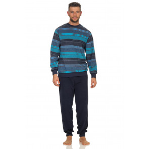 Normann heren pyjama badstof High Class 67421
