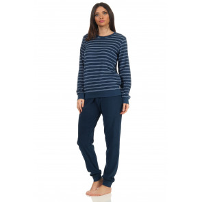 Normann badstof dames pyjama Relax 65309