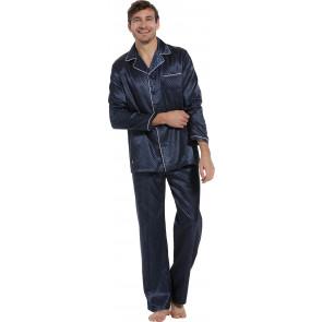 Heren pyjama satijn Pastunette 23202-612-6