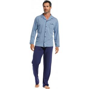 Heren doorknoop pyjama Pastunette 23211-614-6