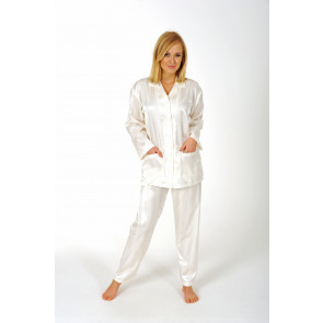 Dames pyjama Normann satijn 94010