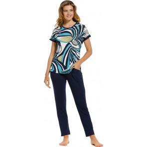 Dames pyjama Pastunette De Luxe 25211-334-2
