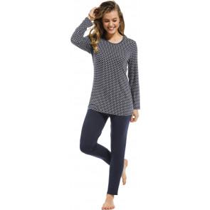Dames pyjama Pastunette De Luxe 25212-300-2