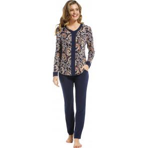 Pastunette De Luxe dames pyjama 25212-318-2