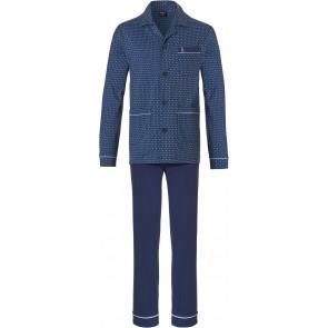 Heren pyjama Robson doorknoop 27201-702-6