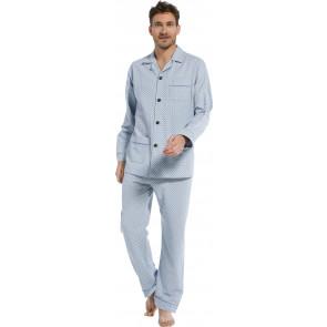 Heren pyjama Flanel Robson 27212-707-6