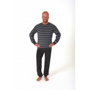 Heren badstof pyjama 60648