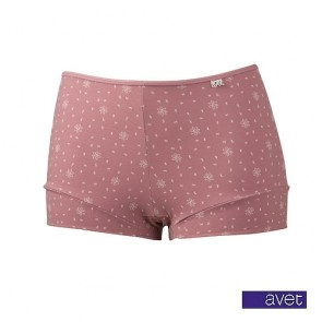 Avet dames short 38346 roze