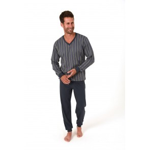 Heren pyjama 100% katoen 59660