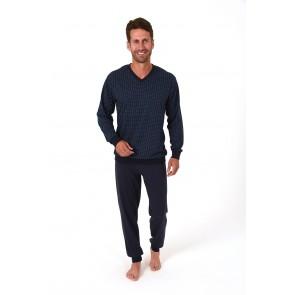 Heren pyjama 100% katoen 59666