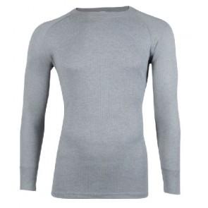 Beeren thermo shirt lange mouw grijs