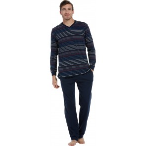 Mix & Match heren lounge shirt Pastunette 4399-622-2