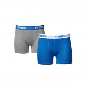 Puma jongens boxershorts 2 pak 525015001 - 417