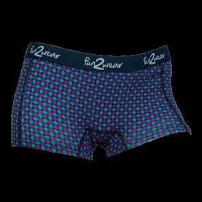 Dames short Funderwear 76001 Dots