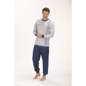 Heren pyjama New Men 416
