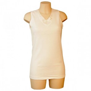 Entex thermo onderblouse mouwloos