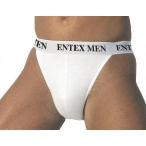 Entex heren tanga slip elastische katoen