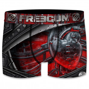 FreeGun heren boxer Heart