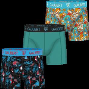 Gaubert 3 pak heren boxershorts bamboe set 9