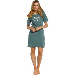 Dames nachthemd Pastunette 10211-136-3 groen