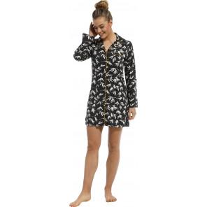 Dames doorknoop nachthemd Pastunette 10212-132-6