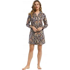 Dames nachthemd satijn Pastunette De Luxe 15212-316-6