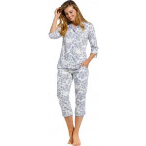 Dames doorknoop pyjama Pastunette 20211-110-6