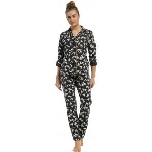 Dames doorknoop pyjama Pastunette 20212-132-6
