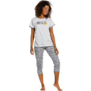 Dames pyjama Rebelle 21211-407-2