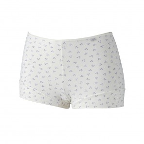 Avet dames short 38998 ivoor