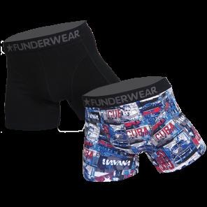 Funderwear 2 pak heren boxer 76018